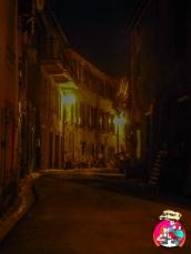 Bugarach de nuit